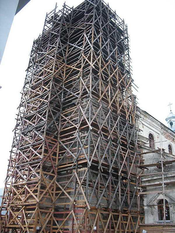 2011 р. Башта. Вигляд з південного…