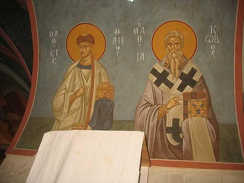 2011 р. Святі Стефан та Яків