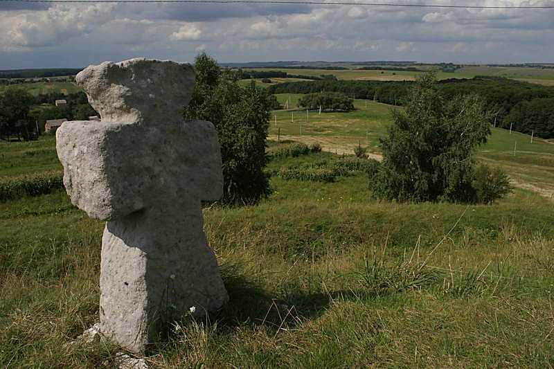 Хрест (6) з південного сходу