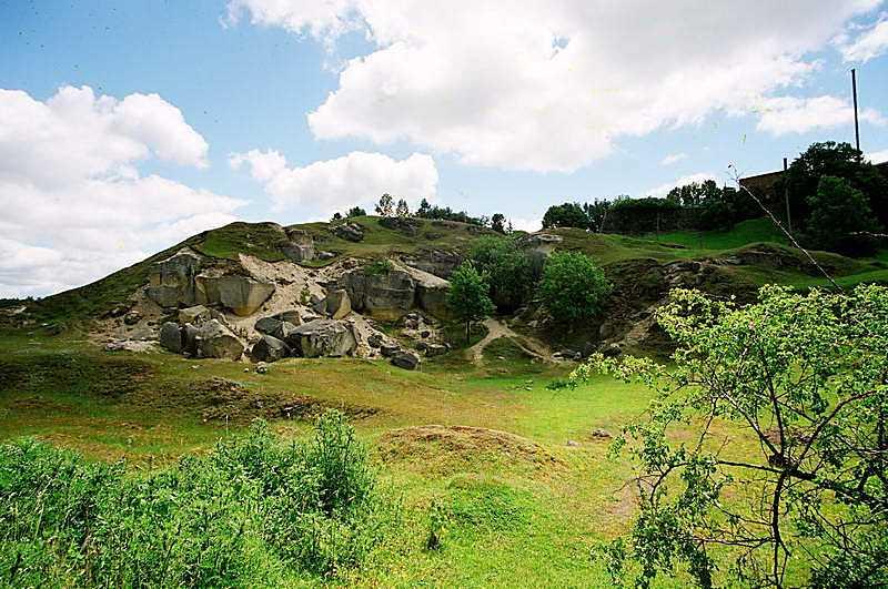 2003 р. Вигляд з північного заходу