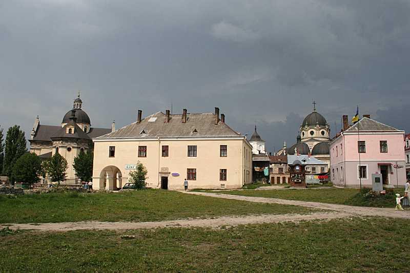 2006 р. Панорама Вічевої площі з…