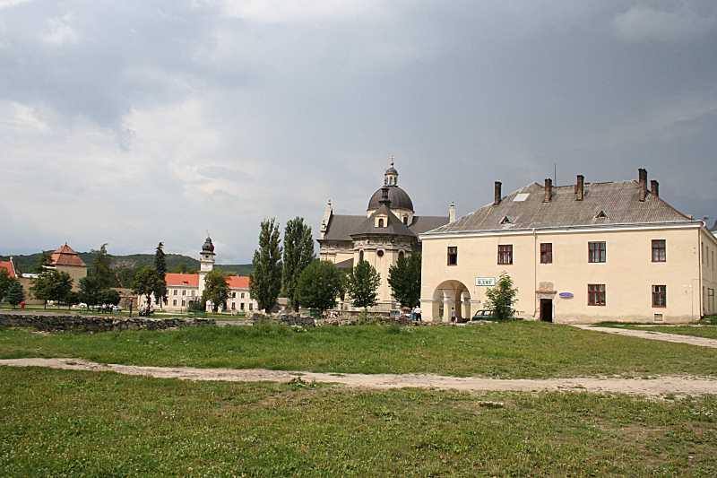 2006 р. Панорама Вічевої площі зі сходу