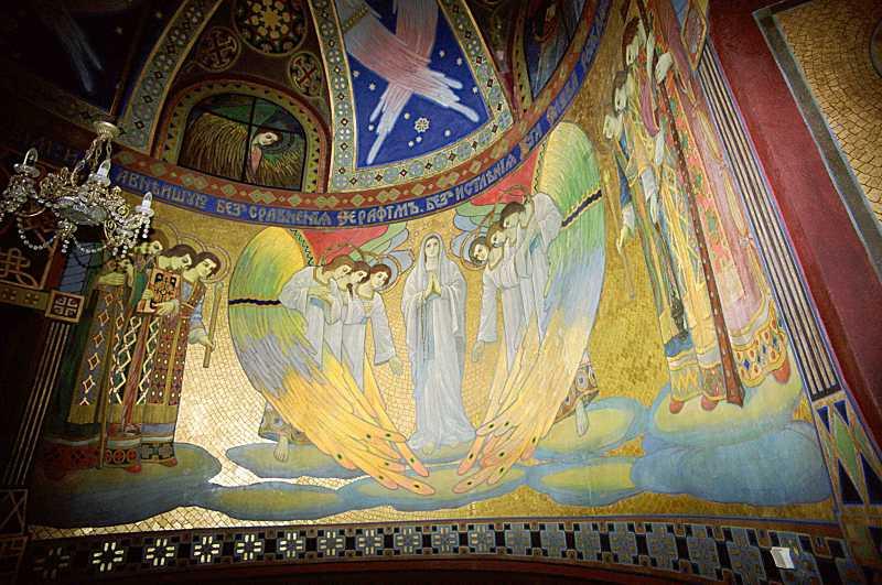 Марія і ангели
