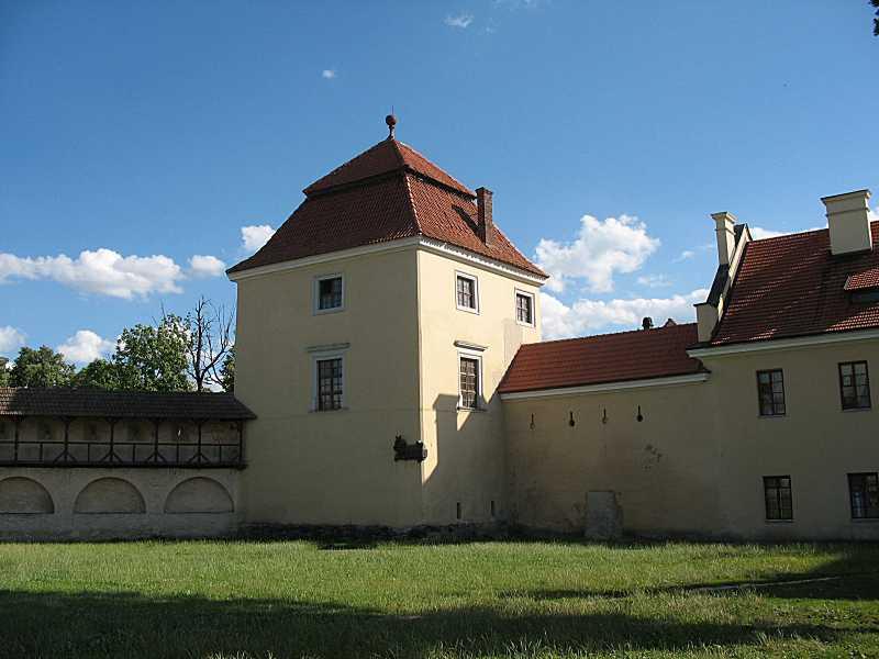 2007 р. Східна башта