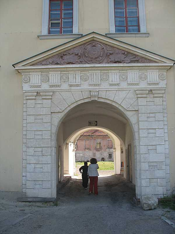 2007 р. Портал надбрамної башти