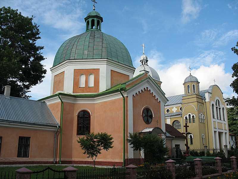 Костел св.Лазаря