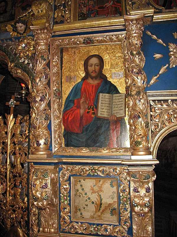 2007 р. Ікона «Христос учитель»