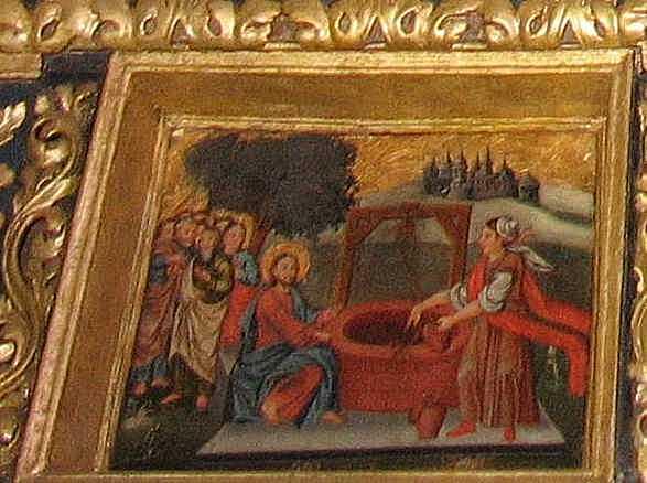 Христос і самаритянка