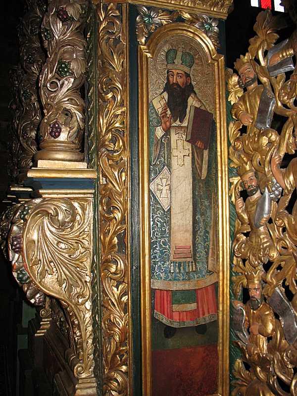 2007 р. Ікона митрополита