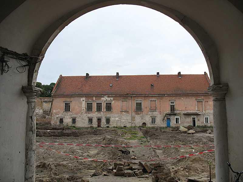 2008 р. Палац. Вигляд з північного сходу