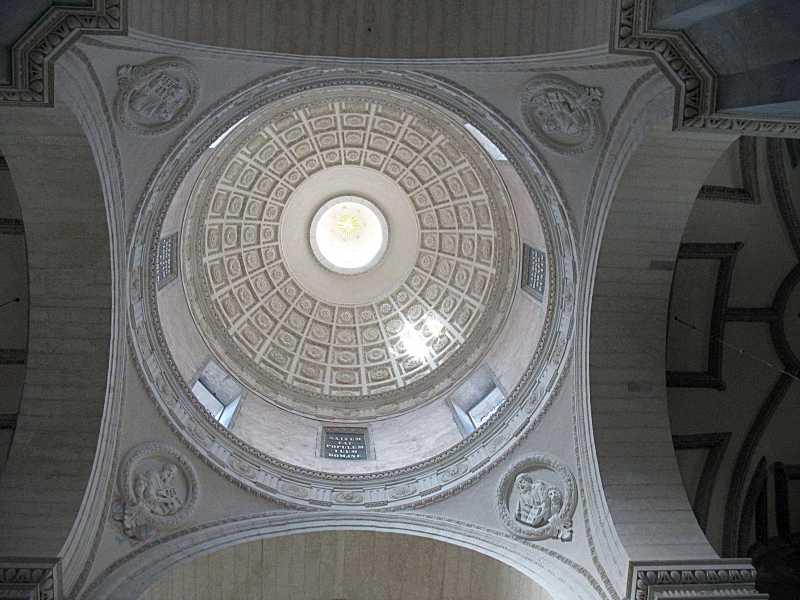 2012 р. Інтер'єр купола