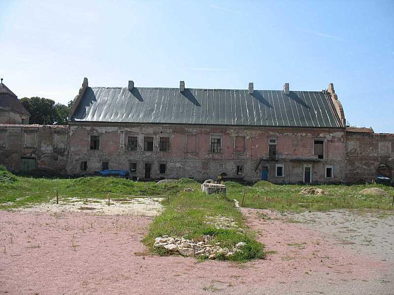 2012 р. Палац. Вигляд з північного сходу