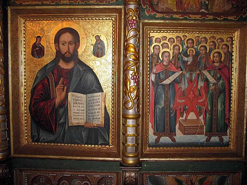 Христос учитель. Собор архангелів…