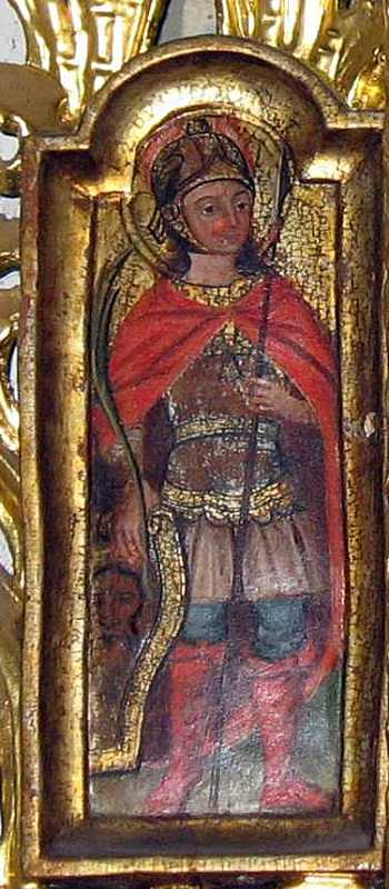 Святий воїн-мученик