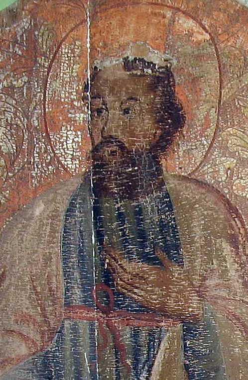 Півпостать апостола (?) 1