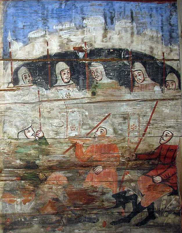 Варта біля гробу Христа
