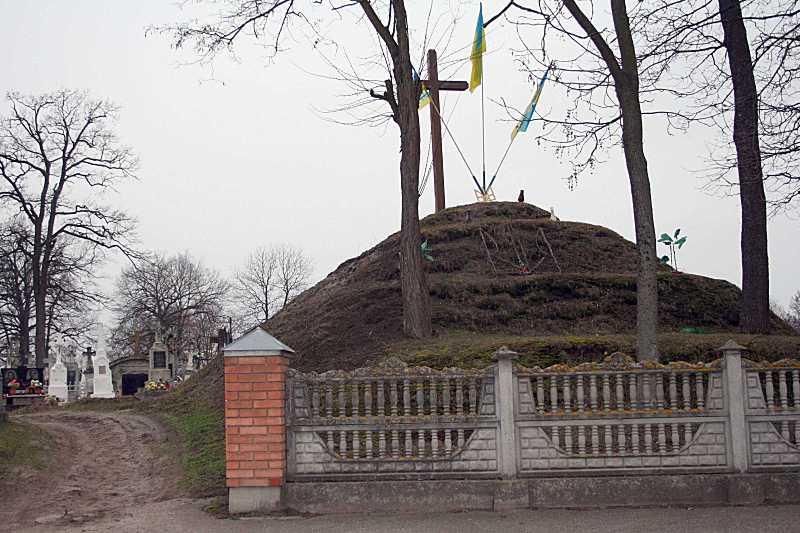Пам'ятний знак борцям за волю України