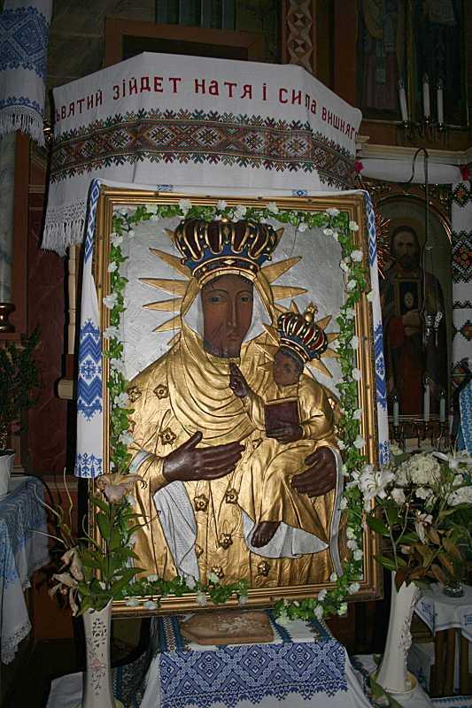 Ікона Богородиці провідниці