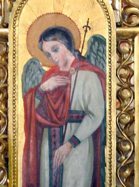 Ікона «Архангел Гавриїл»