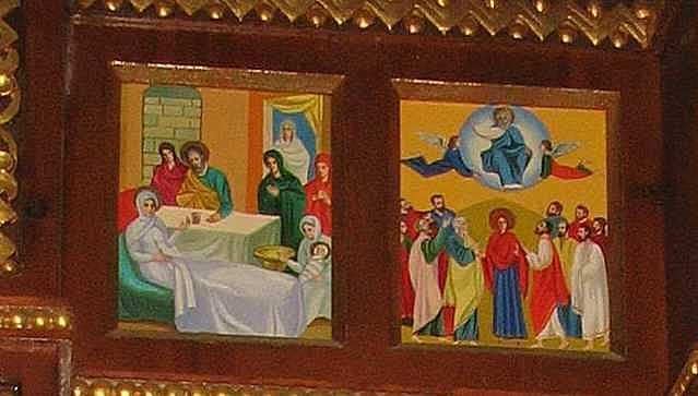 Ікони «Різдво богородиці» та…