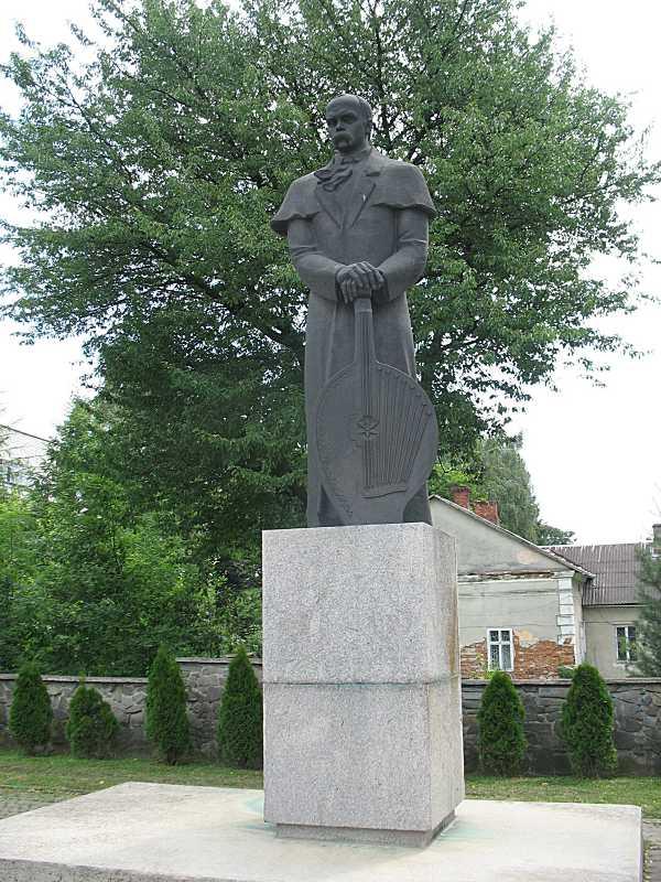 Пам'ятник Тарасу Шевченку - 1992 р.,…