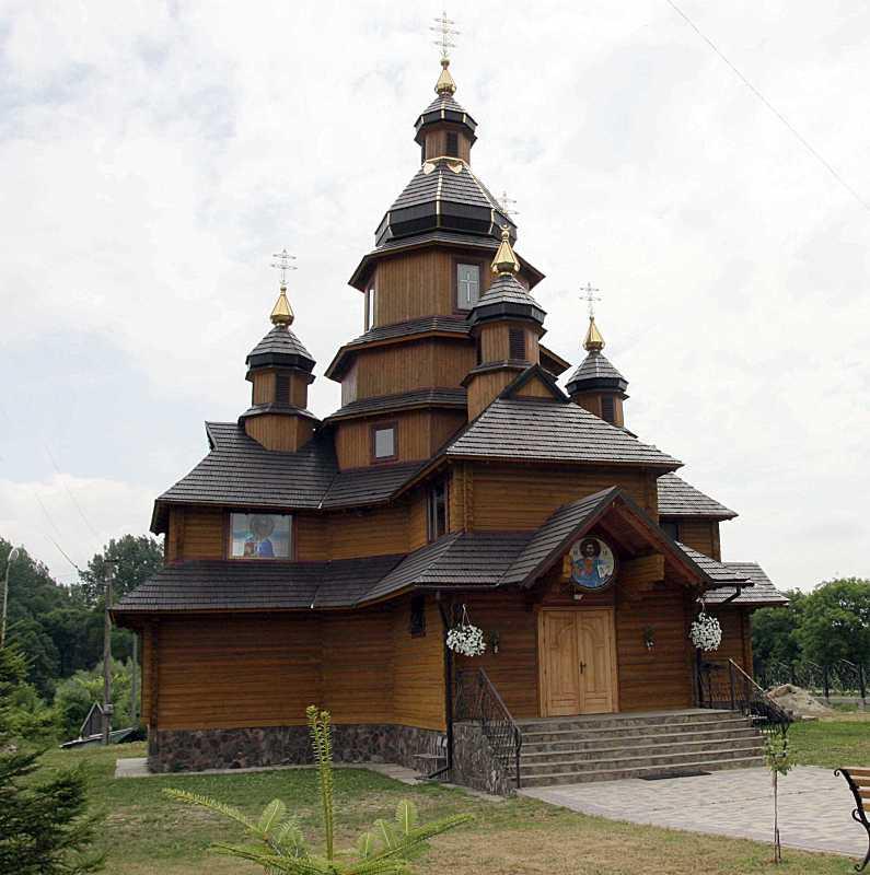 Церква св. Бориса і Гліба