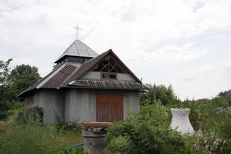 2014 р. Стара церква св. Бориса і Гліба