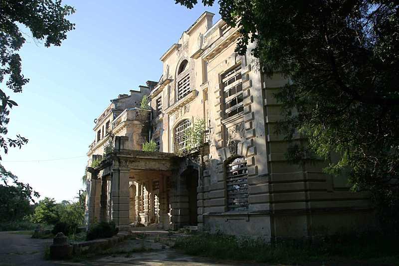 Палац А. Скшинського