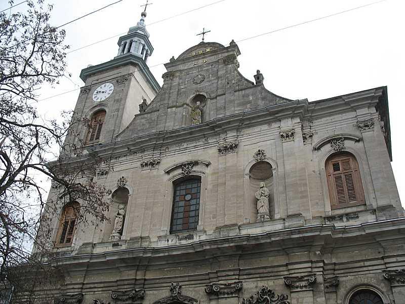 2008 р. Верхня частина головного фасаду