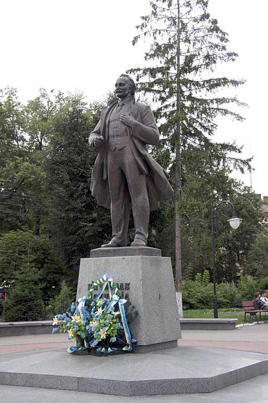 Пам'ятник В. М. Чорноволу