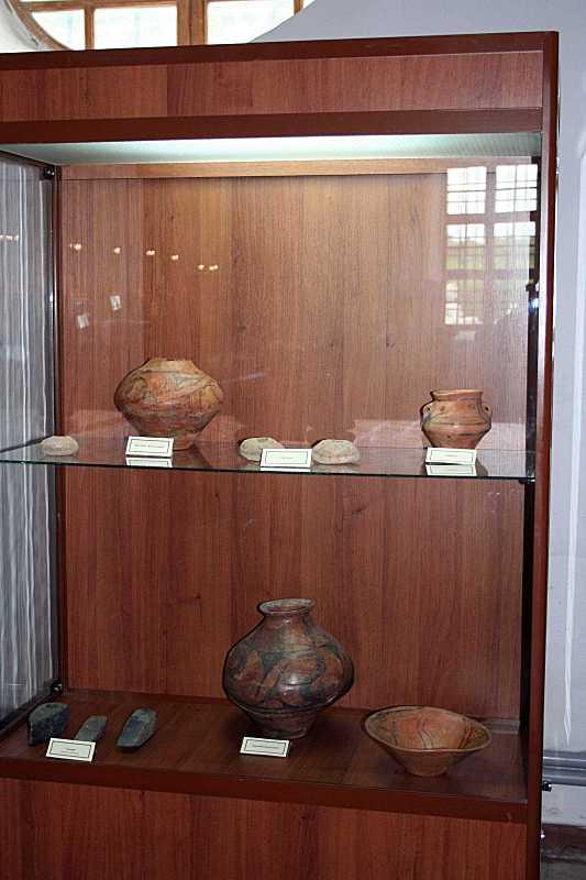 Колекція кераміки трипільської…