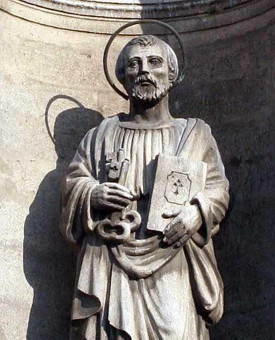 Півпостать апостола Петра