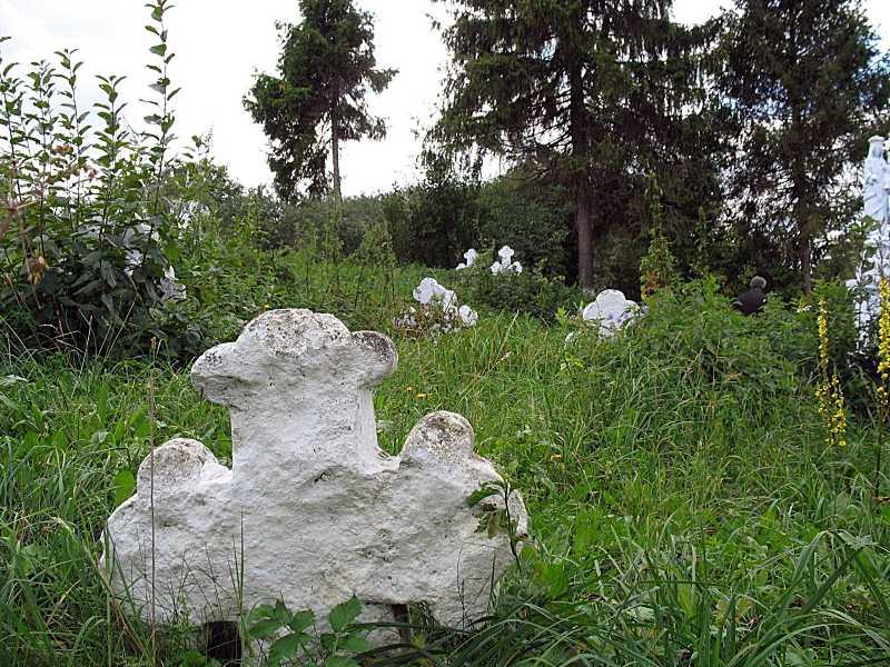 2006 р. Фрагмент старого цвинтаря (2)