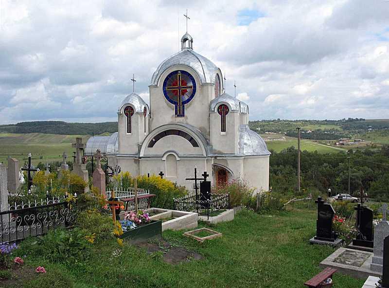 Церква положення риз богородиці