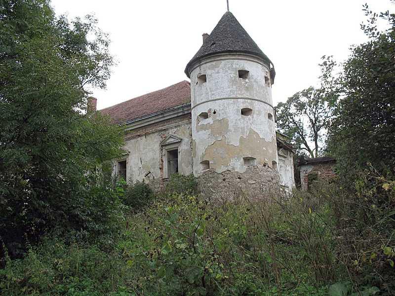 2006 р. Корпус 1 і башта 1. Вигляд з…