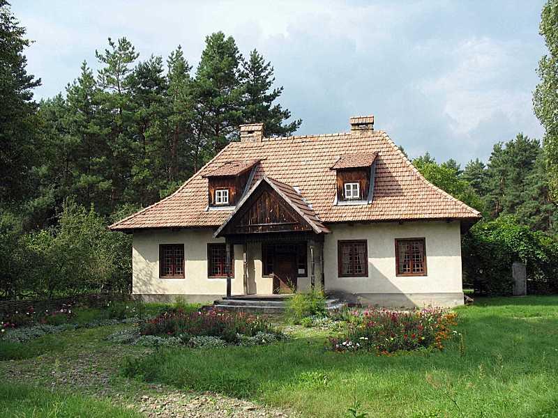 Садиба-музей М. Шашкевича