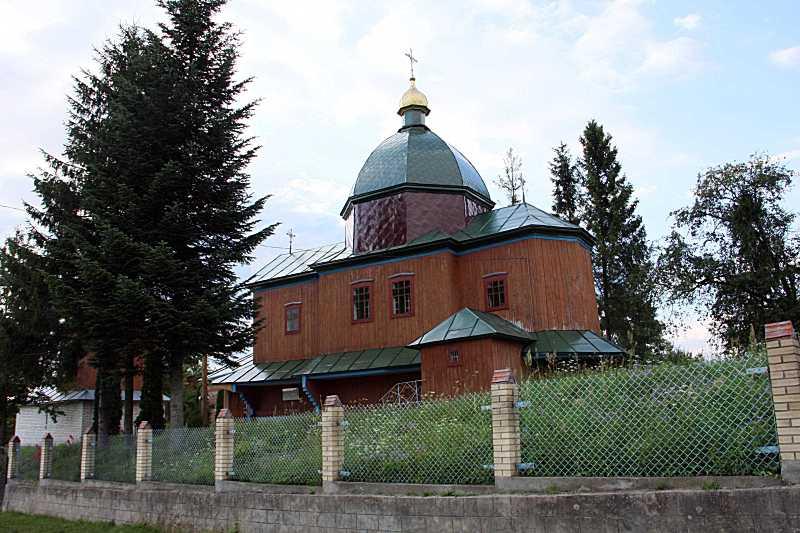 Церква св. кн. Володимира