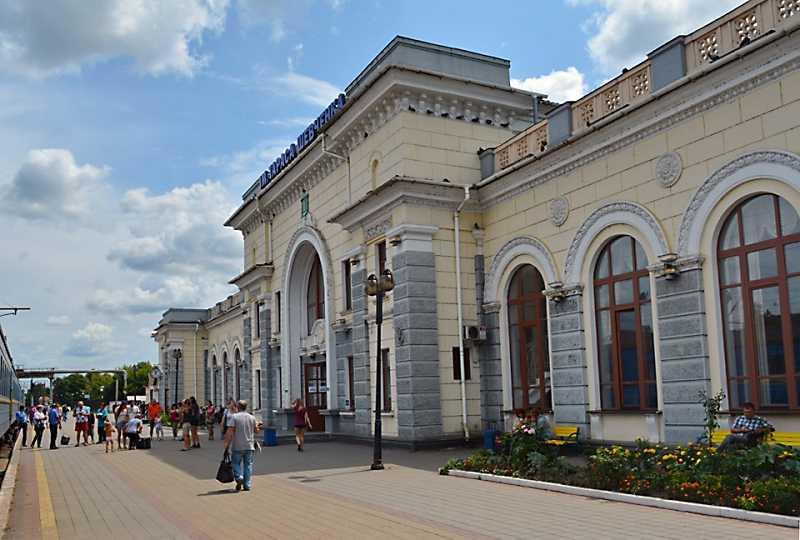 Залізнична станція ім. Т. Шевченка