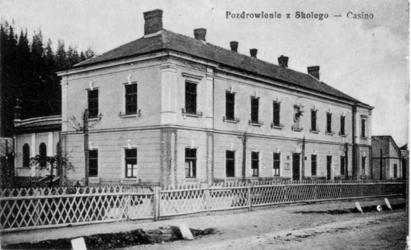 1930-і рр. Клуб у Демні