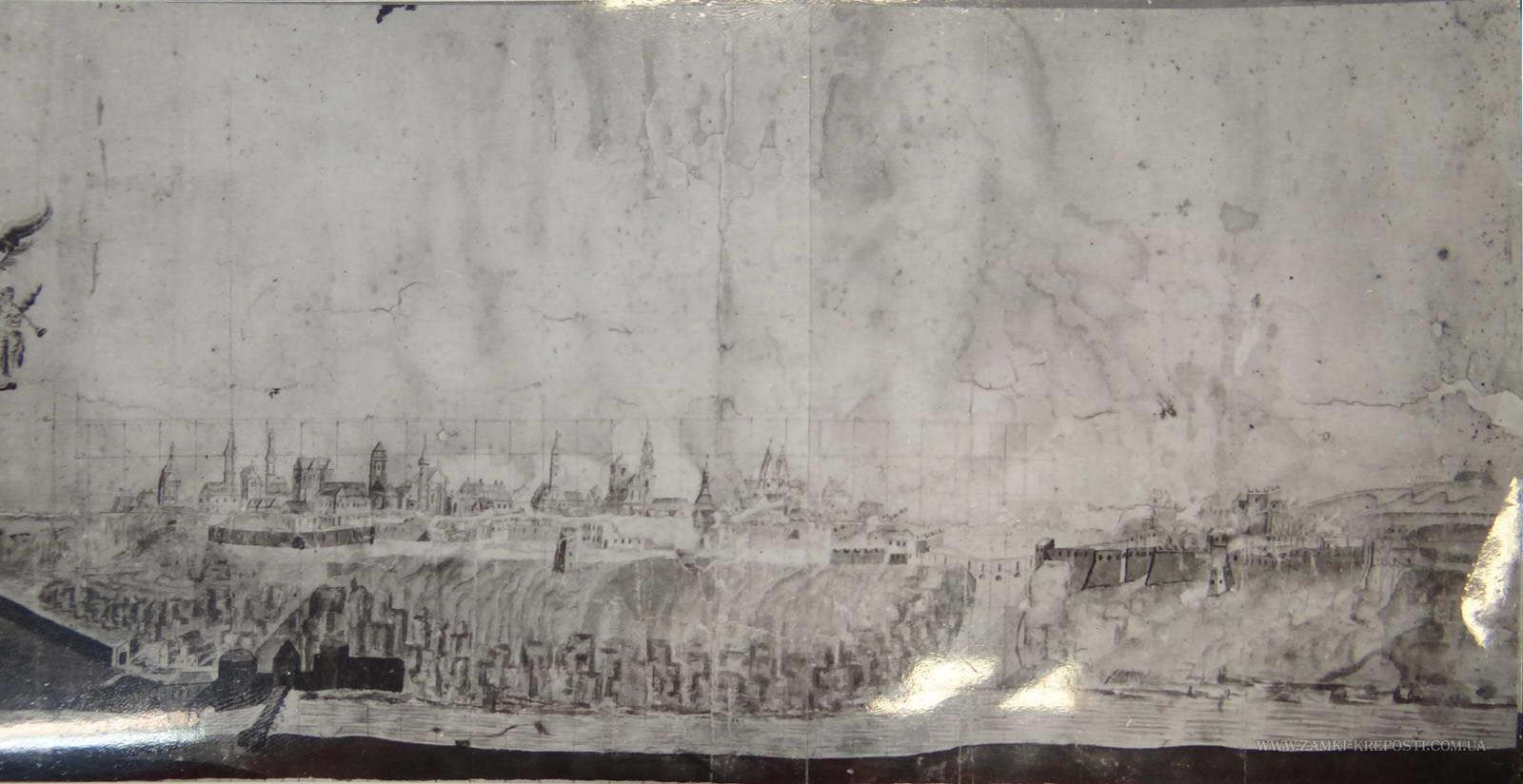 [Кін. 18 ст.] Панорама із заходу
