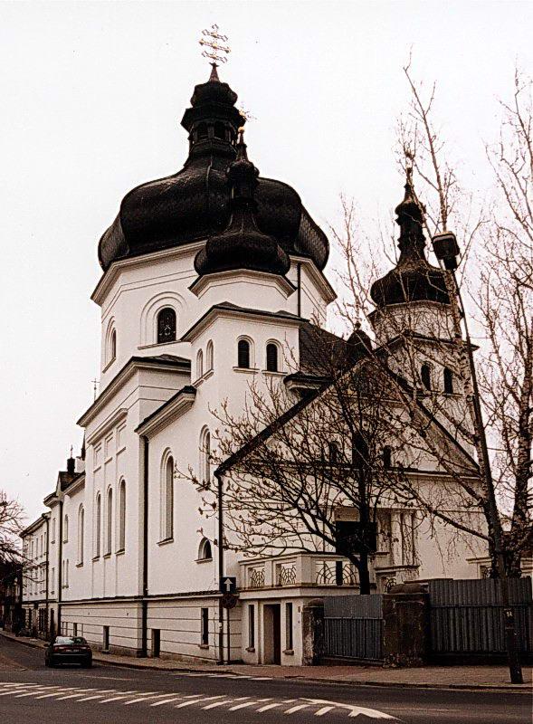 Церква Страсної Богородиці
