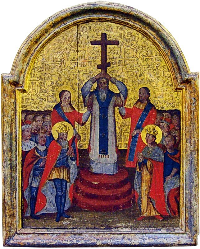 Воздвиження святого хреста
