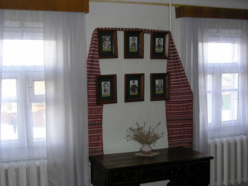 Fragment of the exposition - House in…