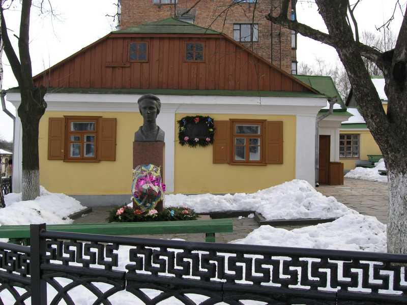 Будинок в Новограді-Волинському, де…