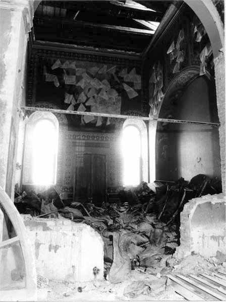 Стан храму перед передачею його церкві