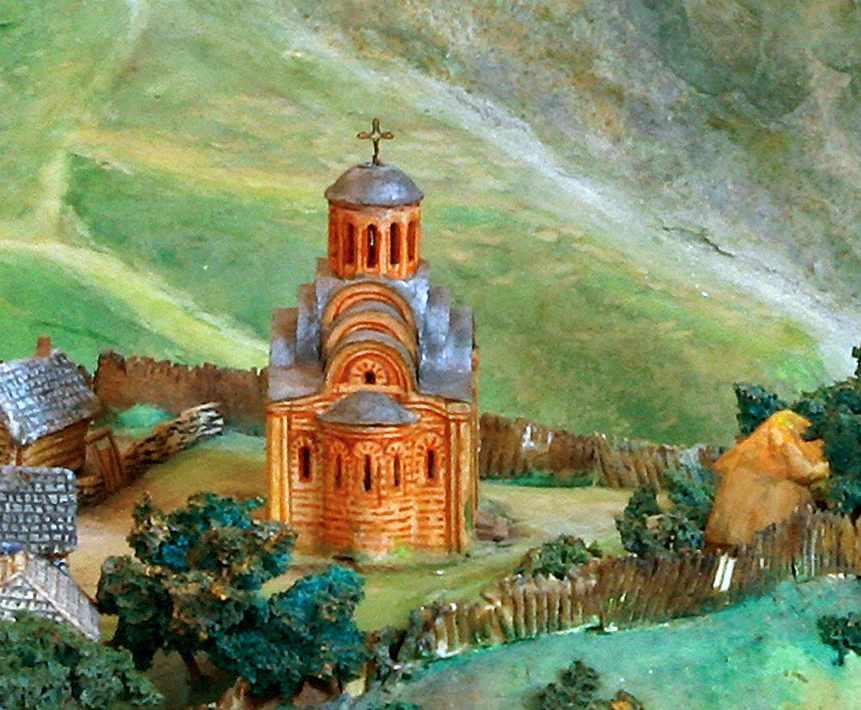 Церква 1878 р. на Вознесенському…