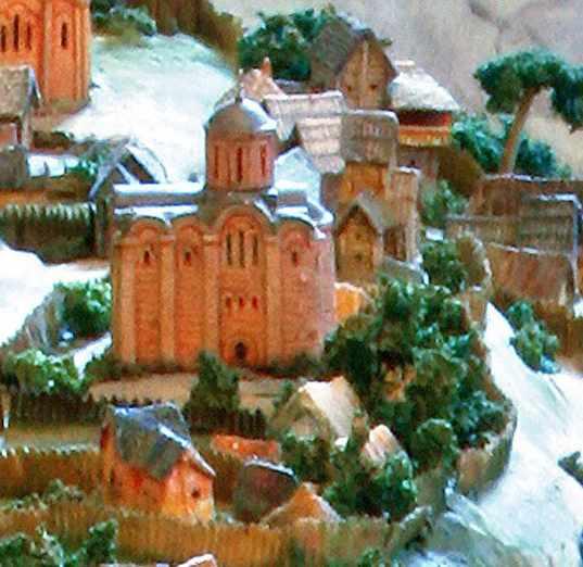 Церква 1947 р. на Вознесенському узвозі (№ 20)