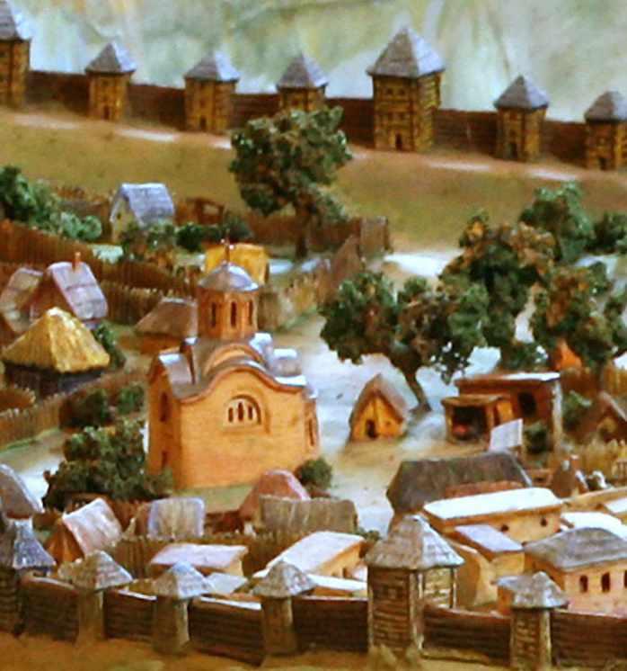 Церква 1967 р. на Несторівському пров.
