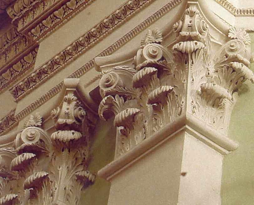 Корінфські капітелі