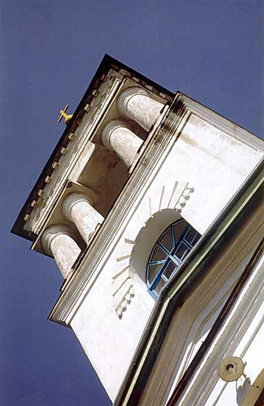 2006 р. Фрагмент фасаду дзвіниці